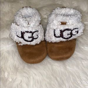 UGG boots baby girl booties 6-12 months